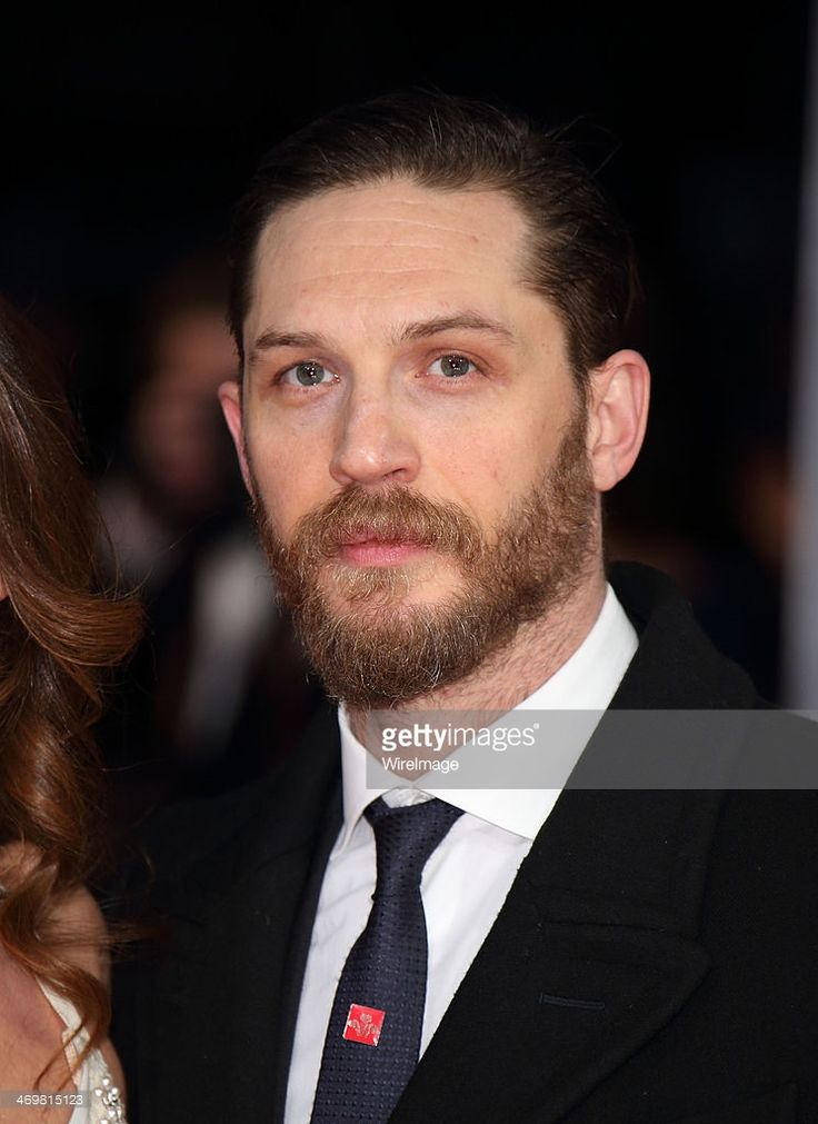 Tom Hardy attends the EE British Academy Film Awards 2014 at The Royal Opera House on February 16, 2014 in London, England.