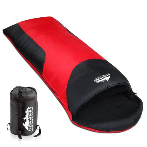 DetailsArctic Pole Cattle Single Camping Sleeping BagCamping in the cold is not an option. It is no fun going camping when the temperature drops in the deep sleeping hours of the night. Where this is not...