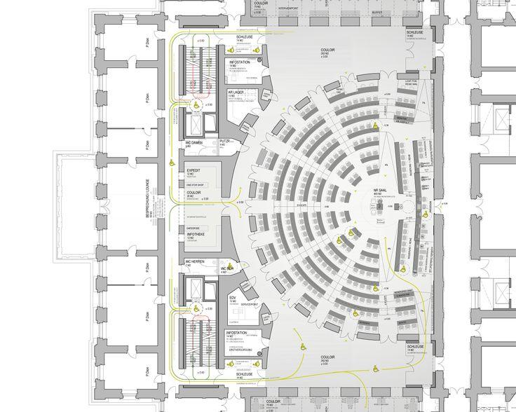 Sanierung Parlament Republik Österreich | NMPB Architekten