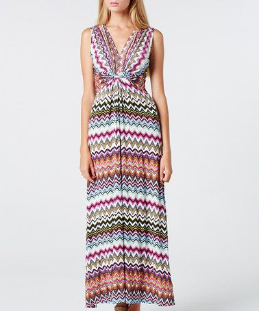Take a look at this Stella Morgan: Multi-Coloure Aztec Maxi Dress by Stella on #zulily today!http://www.zulily.co.uk/invite/akennington3