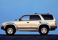 Toyota 4Runner History 1998