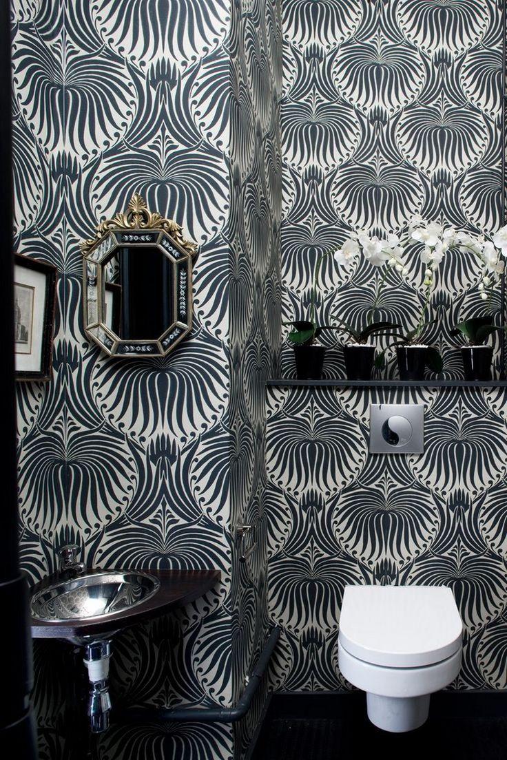 1000+ ideas about badezimmer tapete on pinterest | badezimmer