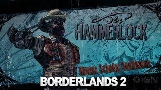 Borderlands 2: Sir Hammerlock Trailer, via YouTube.