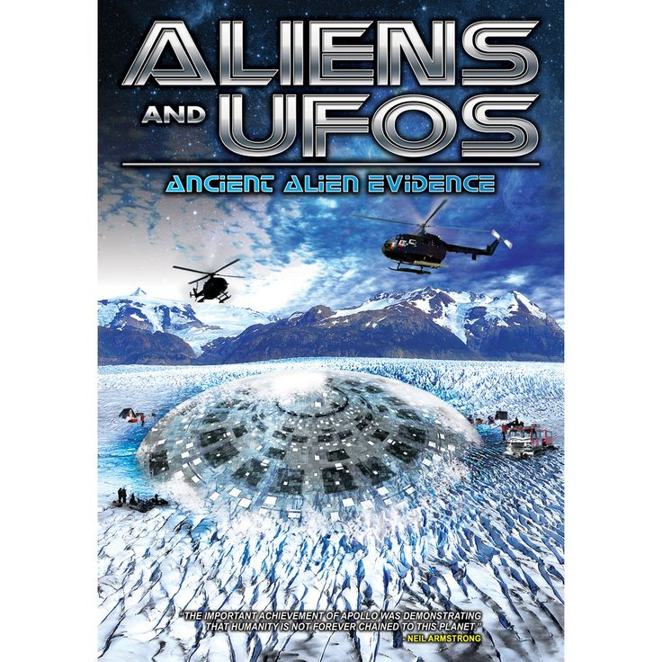 Aliens and ufos:Ancient alien evidenc (Dvd)