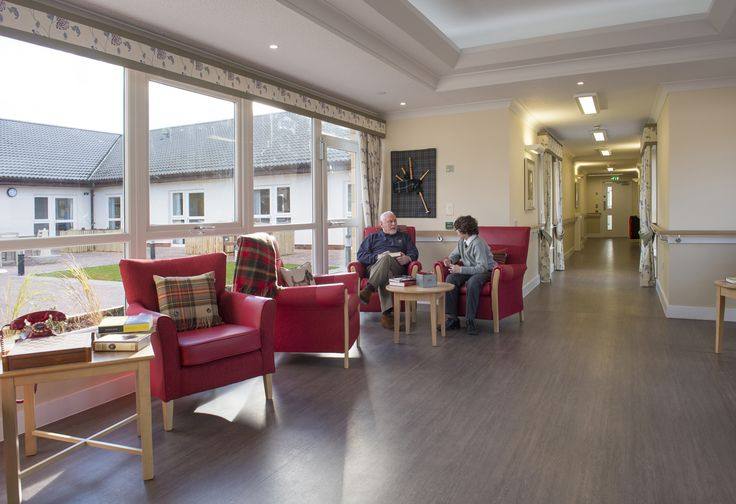With 10 new designs our Taralay Impression Comfort flooring was the perfect choice for Pacific Care's 60 bed facility http://www.gerflor.co.uk/press/press-releases.html