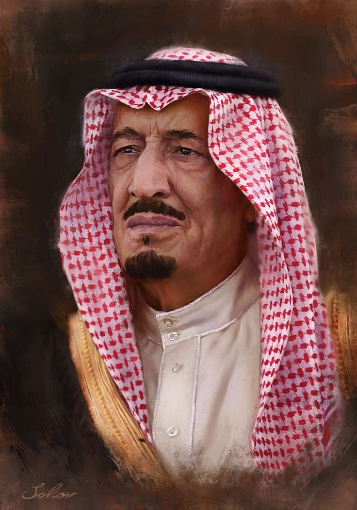 King Salman bin Abdulaziz is the current leader of saudi arabia which is one of the biggest countries in the middle east