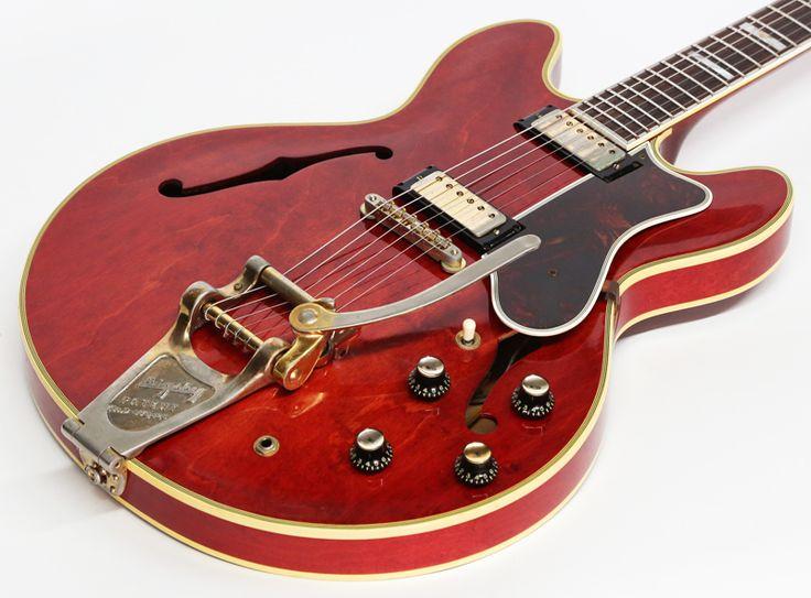 1966 Epiphone Sheraton E212t Vintage Amp Modern Guitars In