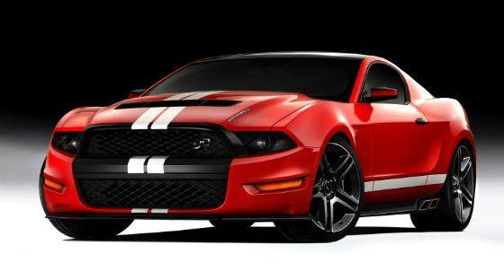Ford Mustang  #car #sportcar #top10