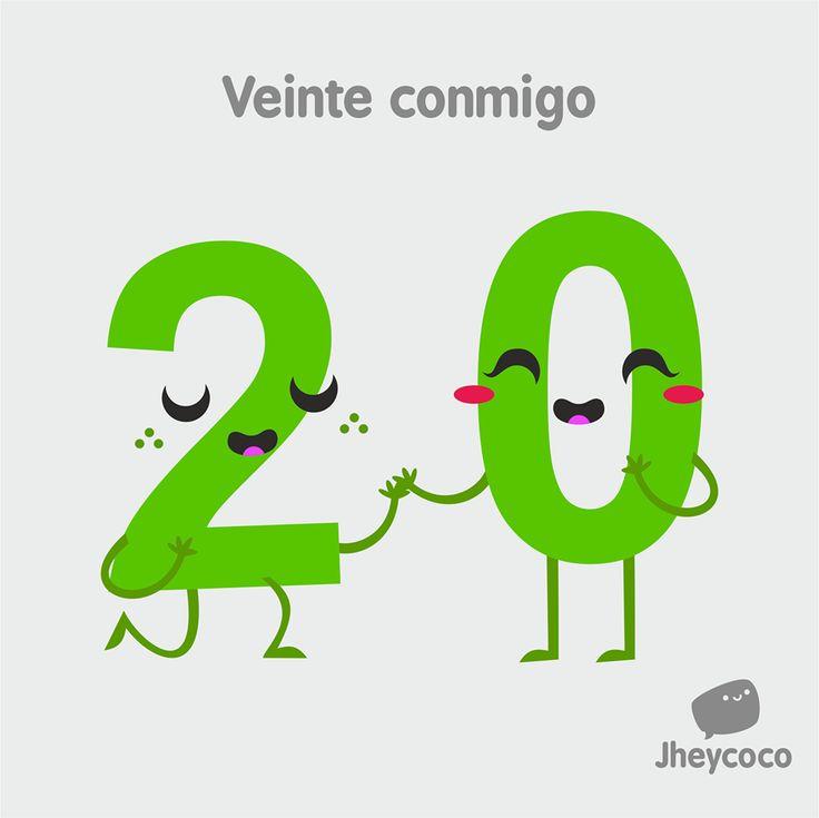 #jheycoco #jheyco #humor #literal #chibi #kawaii #cute #funny #ilustration #ilustración #lindo #veinte #20 #venconmigo