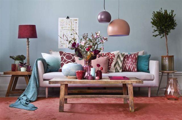 vardagsrum grön soffa - Sök på Google