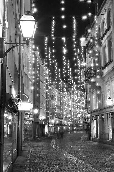 Old Town, Sankt Gallen, Switzerland Christmas Copyright: chris ch