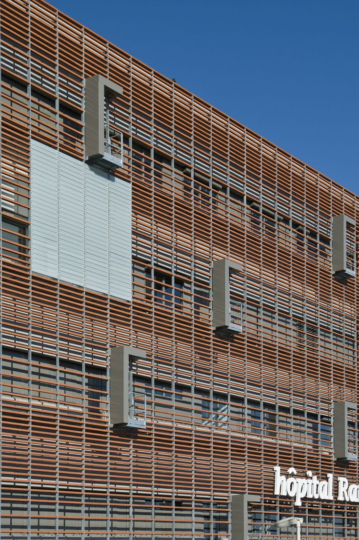 Gallery of Toulouse Rangueil Hospital / Art&Build Architects - 12