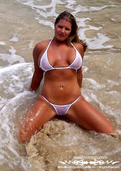 String Bikini Images 3
