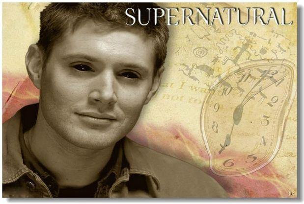 Купить сверхъестественное, supernatural - постер, афиша №9 по низкой цене