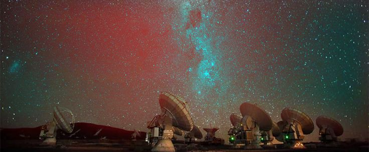 Atacama es la ventana de ALMA El Atacama Large Millimeter/submillimeter Array (ALMA), es un telescopio gigante desarrollado entre Europa, Norteamérica y Asia del Este, en colaboración con la República de Chile, y es el mayor proyecto astronómico del mundo.