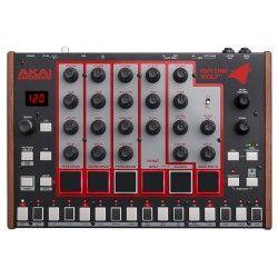 Akai Rhythm Wolf Analog Drum and Bass Synth Module (http://www.djcity.com.au/akai-rhythm-wolf-drum-machine)