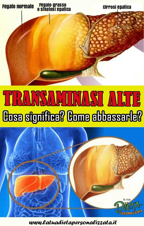 Aumento delle transaminasi - Cause e Sintomi
