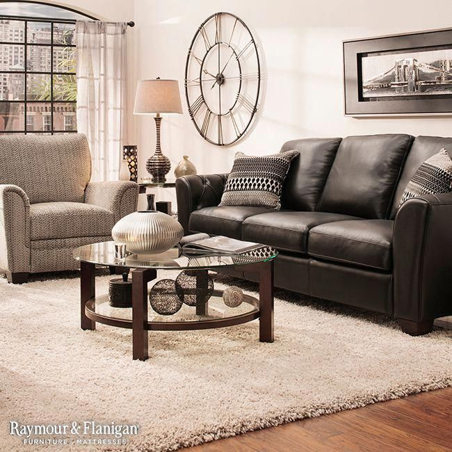 Loading Black Couch Living Room Leather Couches Living Room Black Leather Sofa Living Room Black leather sofa and loveseat