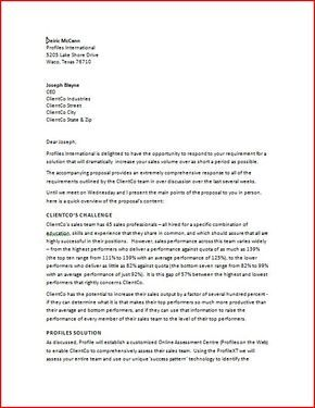 The 25 best Proposal letter ideas on Pinterest Sample of