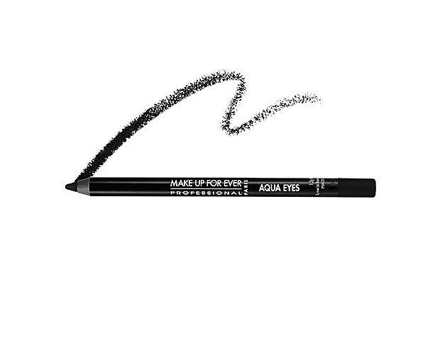 Good eyeliner for waterline - Make Up For Ever Aqua Eyes ($19)