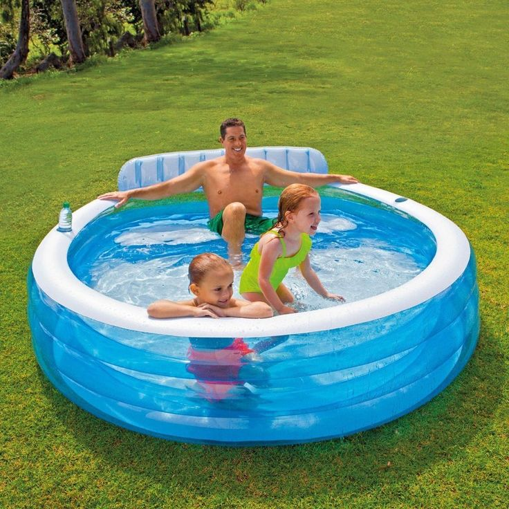 Elegant Intex Planschbecken Swim Center Family Lounge Pool xxcm NEU