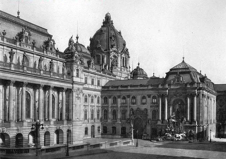 Buda Castle 1905