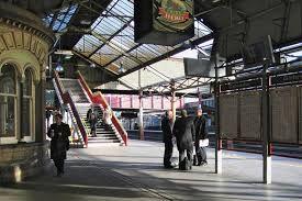 Image result for crewe station