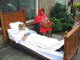 Afbeeldingsresultaat voor roodkapje grootmoeder