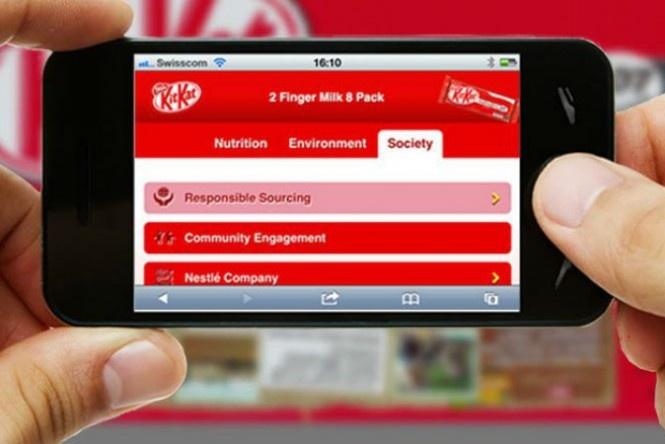 São Paulo – A Nestlé anunciou uma mudançanos rótulosde seus produtos, que passarão a apresentar códigos de barras digitalizados com QR codes.