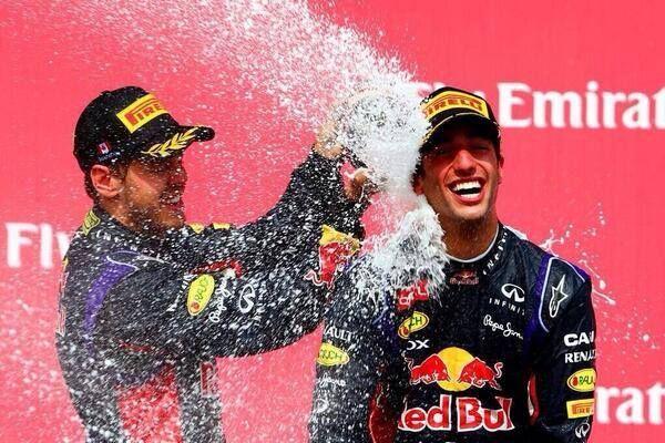 Formule 1: Daniel Ricciardo pense au titre 2014