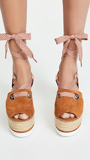 e919b5784 Glyn Amber Lace Up Espadrilles in 2019 | Sandal Style | Lace up ...