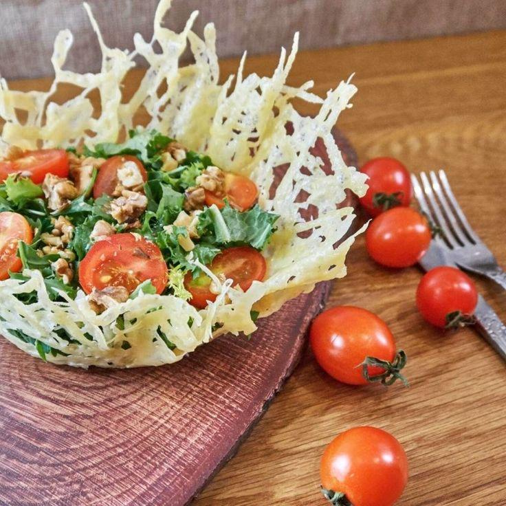 попасть салат из сырных корзиночек рецепт фото федорцов большую часть
