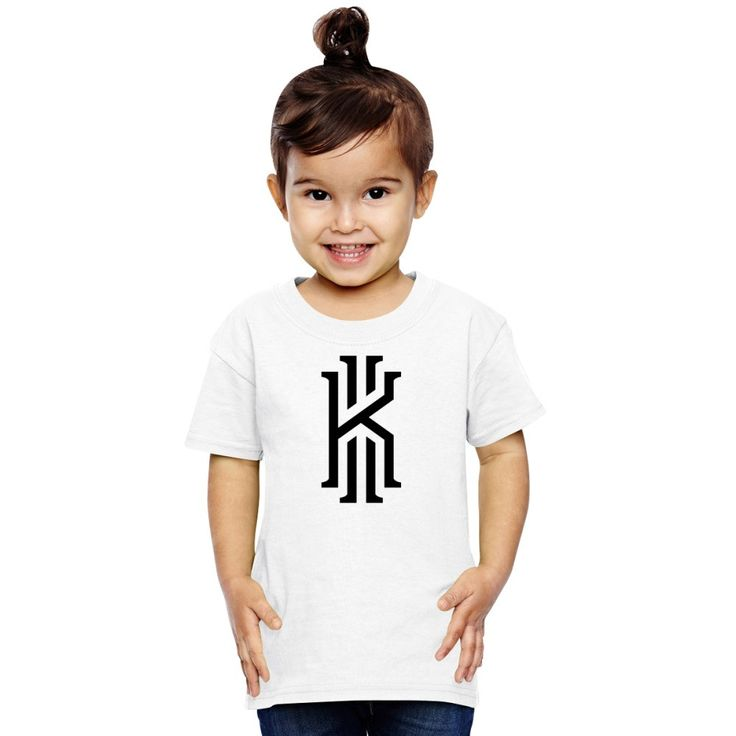 Kyrie Irving Logo Toddler T-shirt