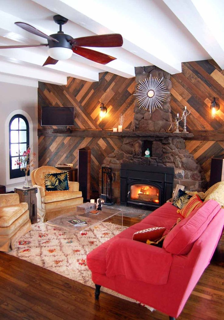Before & After: An Old Stone Storybook House in Woodstock, NY | Design*Sponge