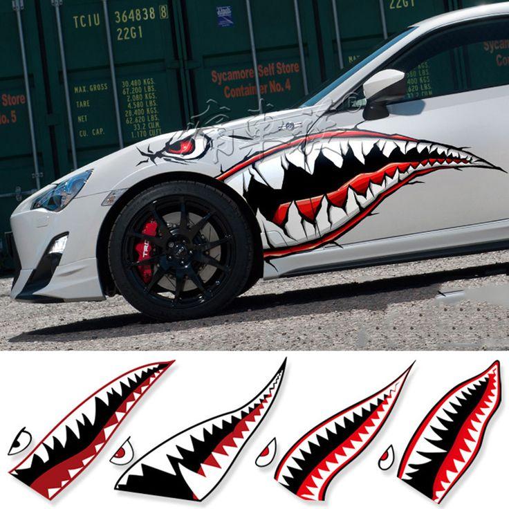 Plus De Idées Uniques Dans La Catégorie Cool Autocollants De - Cool car decals designcar styling cool cool car body garlandconcise fashion design