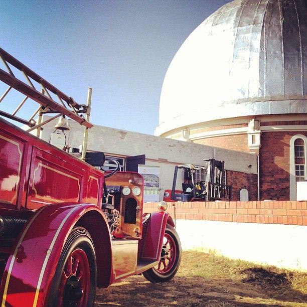 Naval Hill Planetarium opening (Photo: Evert Kleynhans, RooistoelTV)