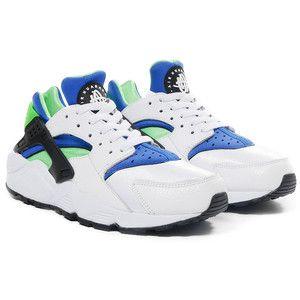 Nike Air Huarache \u201cScream Green\u201d (2014 Retro)