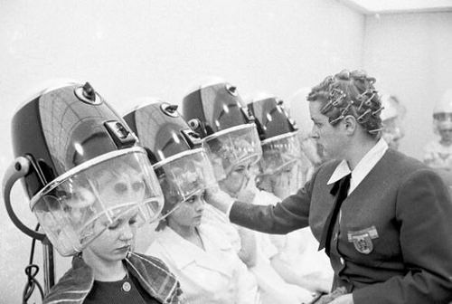 Paris Hairdressing competition 16 October 1960 3 | Hair Dryer World | Flickr