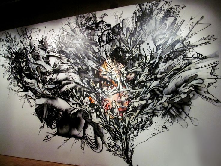 David choe google search favorite art pinterest for David choe mural