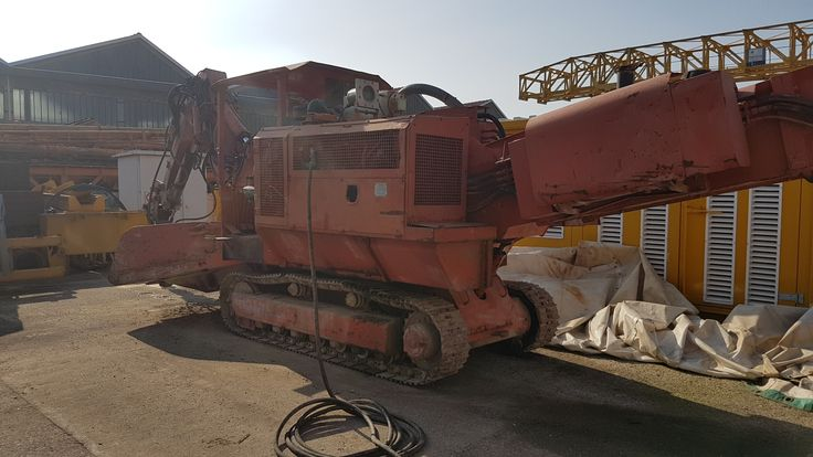 Used #tunneling #machine for sale #schaeff #itc 120 and ITC112 for sale from Germany #images #Mining #machine #escavatori da tunnel