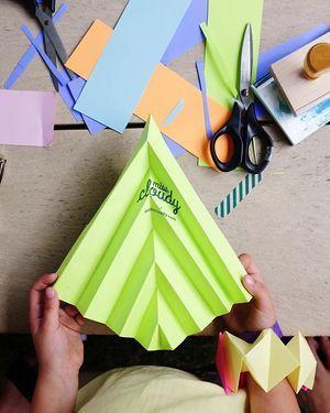 Origami & Folding Workshop for beginners