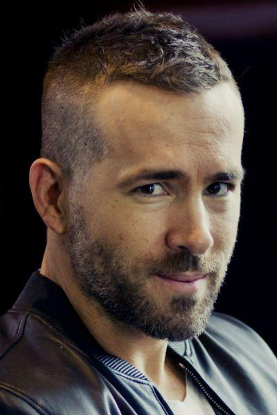Homem No Espelho - Estilos de barba e cabelo masculinos 2015 -RYAN-REYNOLDS