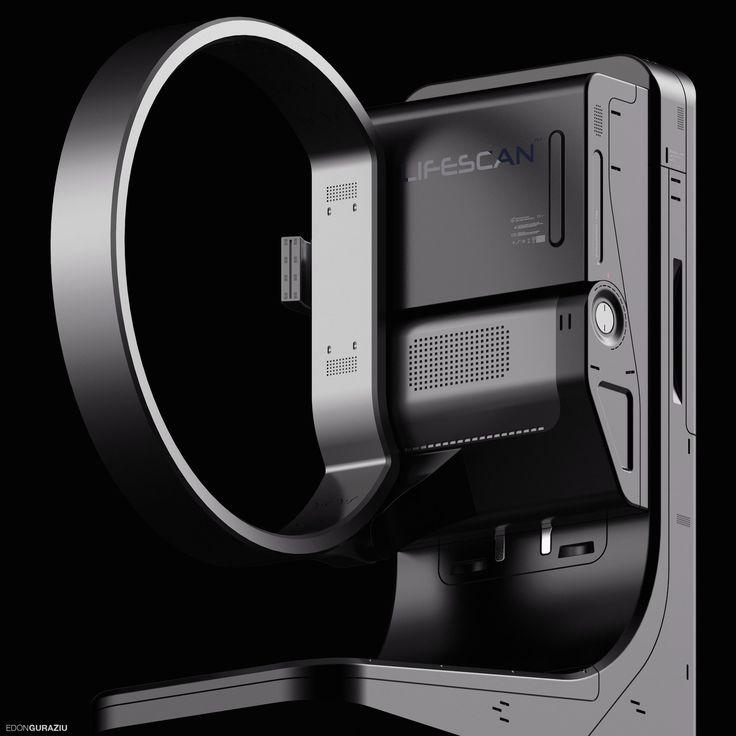 Medical Device Design by EdonGuraziu