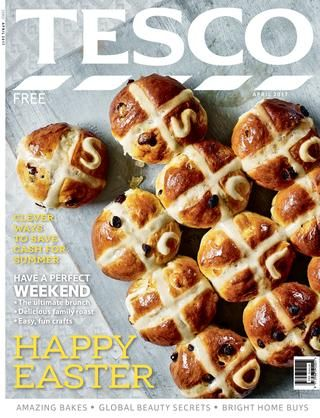 Tesco magazine - April 2017
