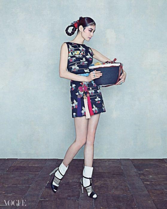 펜디의 화려한 봄 - VOGUE.co.kr