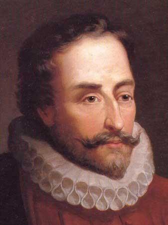 Miguel de Cervantes Saavedra es considerado como la máxima figura de la literatura española.