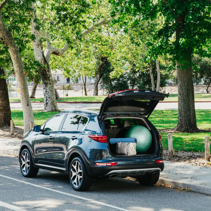 Test the limits of your dexterity, all while discovering your city's great parks. #KiaSportage #DiscoverSportage