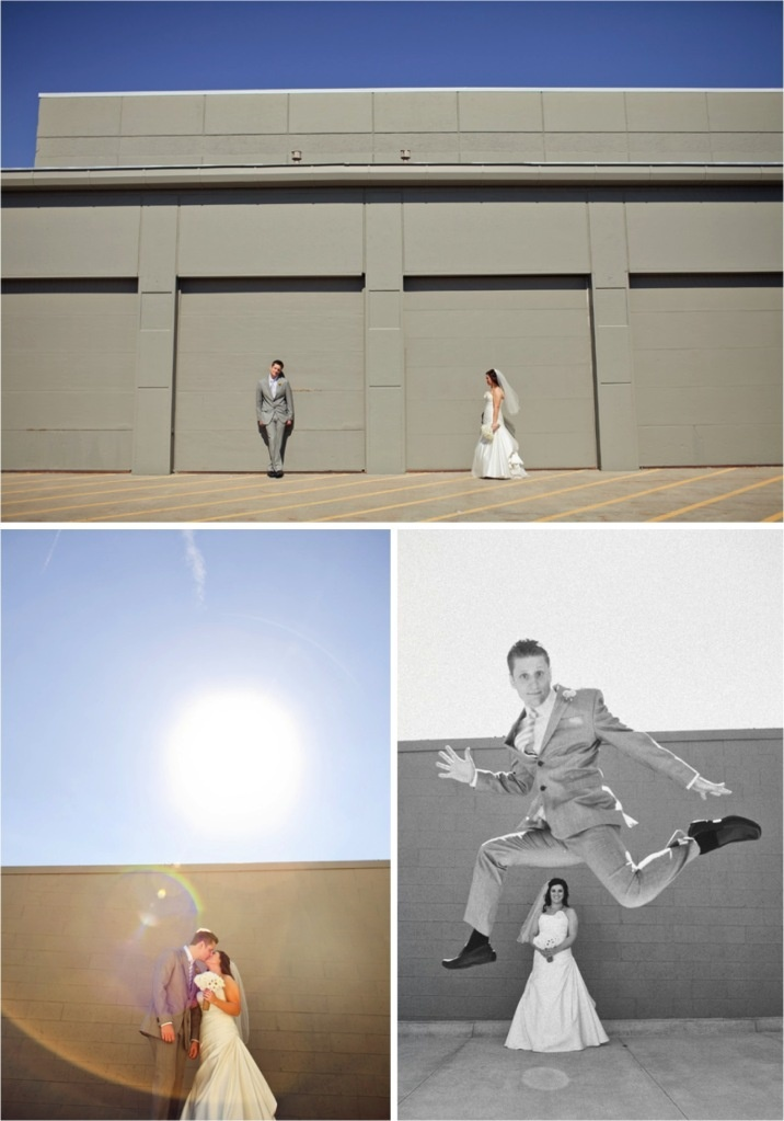 fun bride and groom portraits: Jumping Pictures Awesome, Blake Plans, Photos Sup Fun, Inspiration Shots, Grooms Portraits, Fun Pics, Landlock Brides, Photography Inspiration, Fun Brides