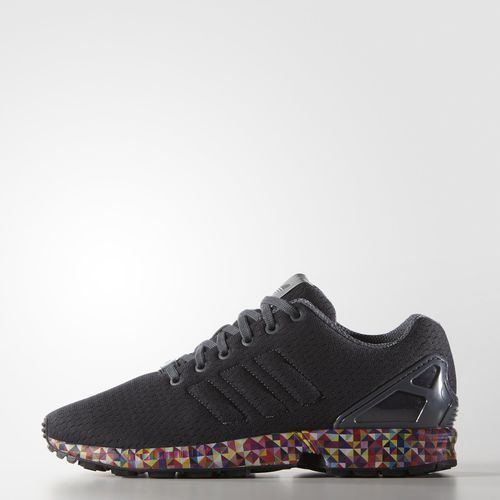 ZX Flux Shoes - Grey