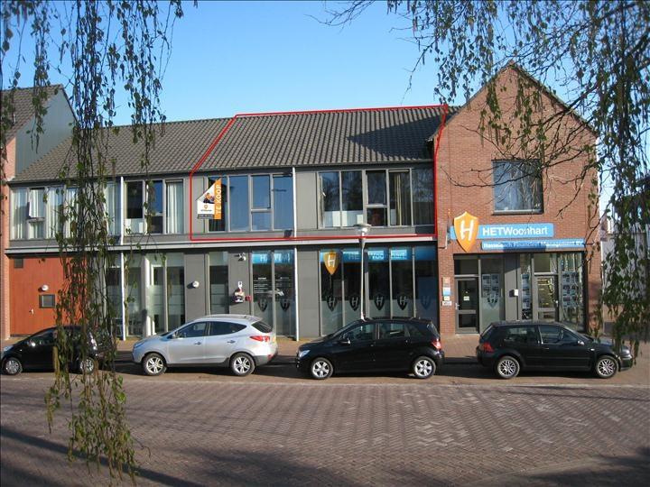 Mooie maisonnette te koop in centrum van Herveld.